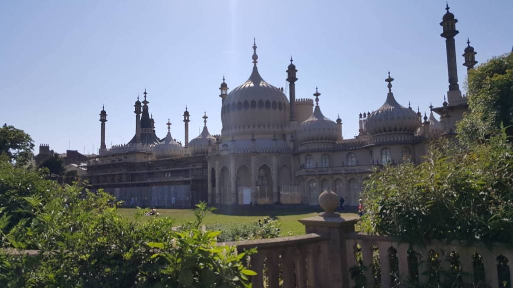 Brighton Pavillion - Brighton would have hosted Lib Dem Conference this Autumn